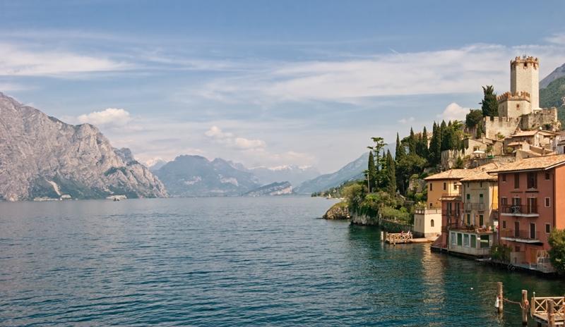 Garda Søen camping